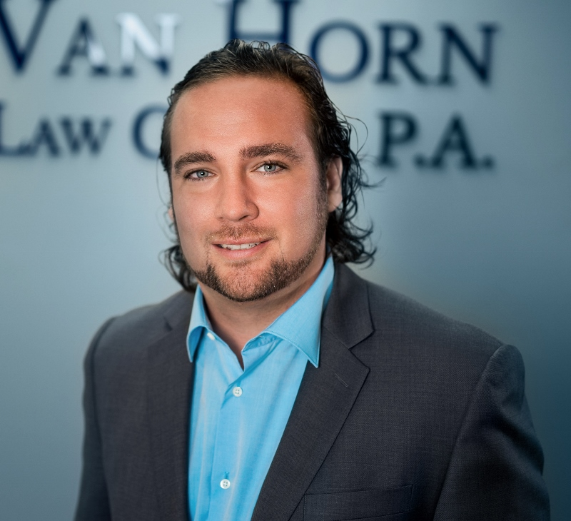 Bankruptcy Attorney, Chad Van Horn
